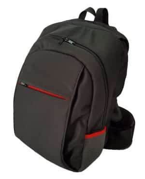 MASADA Bulletproof Backpack Front and Back Full Body Armor Converts to Bulletproof Vest (IIIA) 9