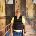 MASADA Armour MS_TACBAG Bulletproof Tactical Backpack Full Body Armor Bulletproof Vest 3A Protection Level On