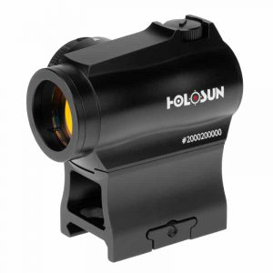 Holosun HE503R-GD Gold Dot / Circle Dot Micro Sight With Rotary Switch 210