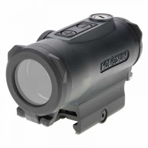 Holosun HE530G-RD Red Dot / Circle Dot Tube Sight With QD and Titanium 228