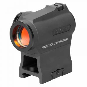 Holosun HS403R Red Dot / Circle Dot Micro Sight With Rotary Switch 233