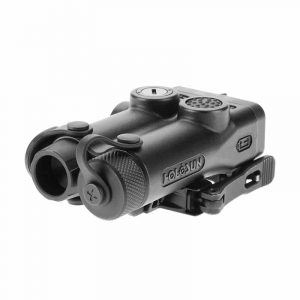 Holosun LE221-RD&IR Co-axial Laser Sight with Titanium 255