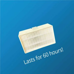 ViriMASK V60 Filters (5units) - Ultimate Protection Filter Against Coronavirus (COVID-19) - Protect from Viruses, Bacteria, Aerosols and Small Particles 3