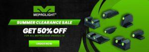 Meprolight 50% OFF Clearance Sale - Website Desktop 1920x670