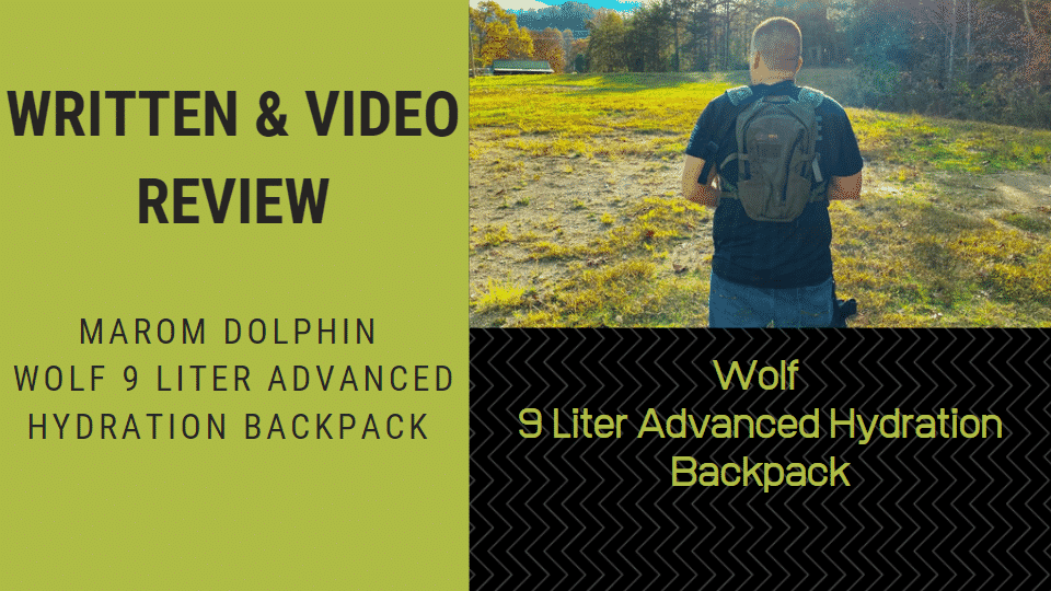 Review Marom Dolphin Wolf