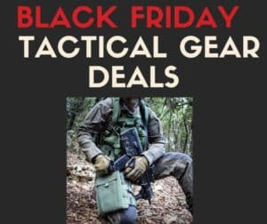 Black Friday Tactical Gear Deals