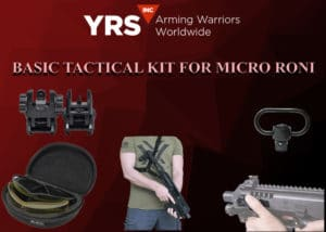 Basic Upgrade Kit For Micro Roni, MCK and other Conversion Kits 44