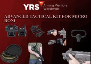 Advanced Upgrade Kit For Micro Roni, MCK and other Conversion Kits 11